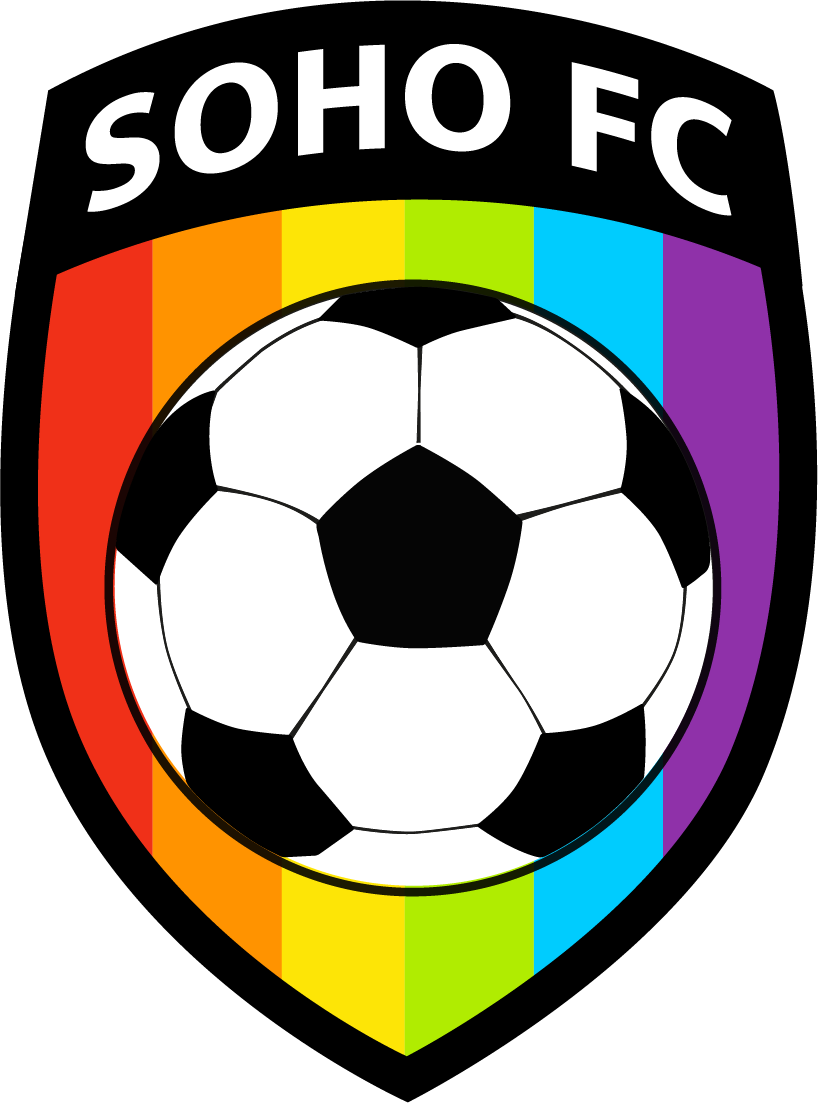 Soho FC - Love football, be yourself.